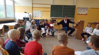 Landesprogramm Kultur und Schule an der Sonnenbergschule