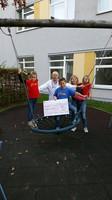 Spendenübergabe in Siegen